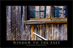 Window To The Past (Pierre Contant) Tags: wood old canada tourism broken window barn forest photoshop poster nikon quebec pierre decay farm board cs3 temiscaming tmiscamingue contant barnboard d80 abitibitmiscamingue aplusphoto cans2s forestery lorrainville windowtothepast mpdquebec pierrecontant