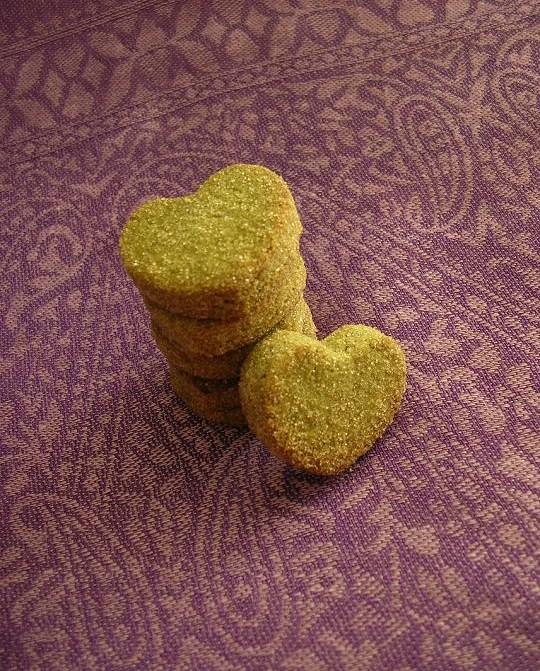Matcha Cookies3