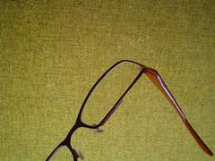óculos novos