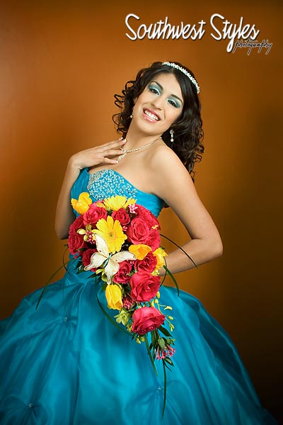 Scottsdale Quinceanera Photography by a Photographer Shooting Quinceaneras