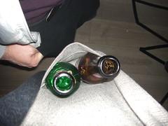 Beer pocket