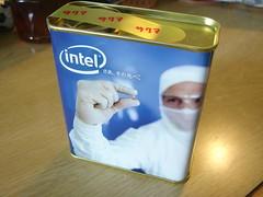 いんてる はいってる / Intel Inside Candy