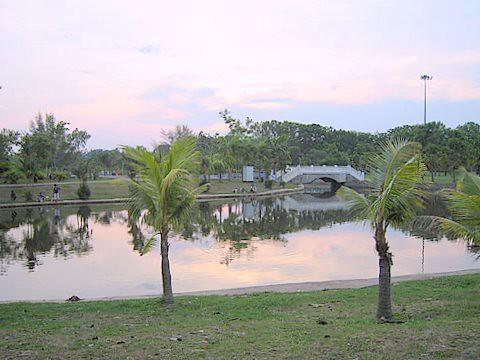 bukit serendit recreational & sports complex, malacca (melaka),malaysia.
