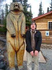 Jeremy the bear