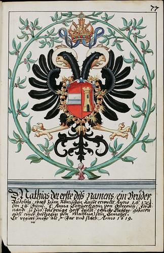Wappenbuch des Hans Ulrich Fisch a
