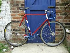 Carlton Track Bike
