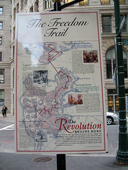 Hittin' The Freedom Trail