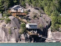 A Day At The Lake - Pitt Lake BC (rog45) Tags: canon scenery bc britishcolumbia sigma 50500 pittlake pittriver rog45 40d