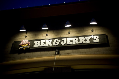 Ben & Jerry's Gig Harbor, Washington