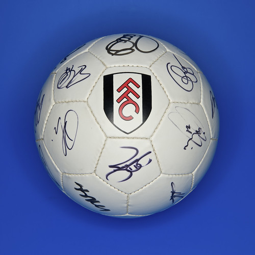 blue club studio football soccer product fulham ringflash signed profoto