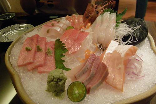 [吃] 心月 (04)_綜合生魚片