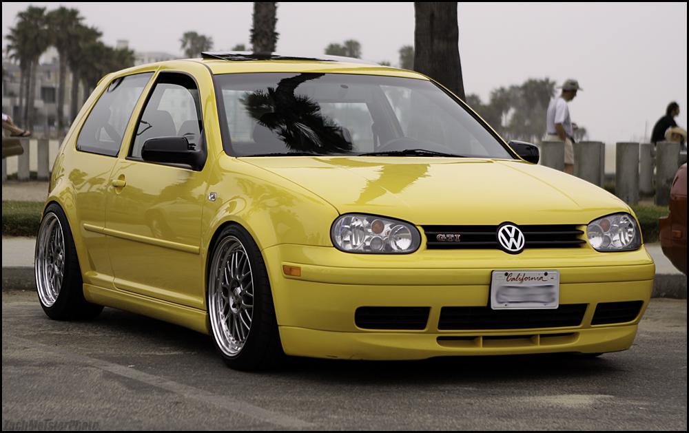 Yellow MK4