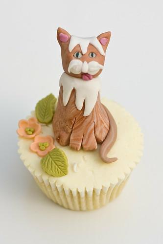 Cupcake cat 2