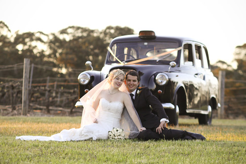 Exclusive Vintage Wedding Cars