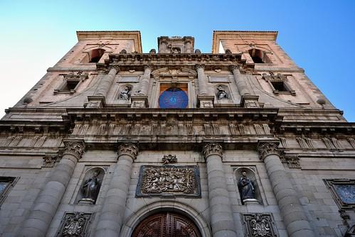 Iglesia de los Jesuitas. Toledo.