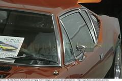 2011-05-18 2482 Mecum Auto Auction 2011 (Badger 23 / jezevec) Tags: auto show orange cars car de automobile auction autoshow voiture coche carro vehicle motor 1972  ghia pantera detomaso automobili automvil automveis  tomaso  samochd automvel 2011 jezevec otomobil   mecum  indianastatefairgrounds  autombil automana bifrei badger23 awto automobili  bilmrke   giceh
