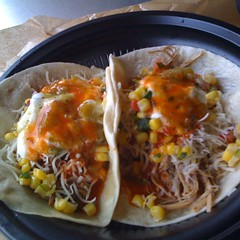 Two Tacos @ Qdoba Mexican Grill (Greg Fellin) Tags: qdobamexicangrill twotacos foodspotting foodspotting:place=129963 foodspotting:review=604906