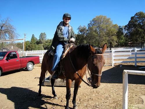 Me on Horseback