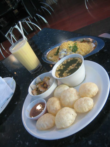 Pani Puri Front and Center!