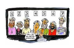Eleccin (Humor Grfico Argentino y mundial) Tags: comic humor chiste comix violencia caricaturas vietas musulman profeta mahoma libertaddeexpresin corn musulmanes humorgrfico derechoalaintimidad