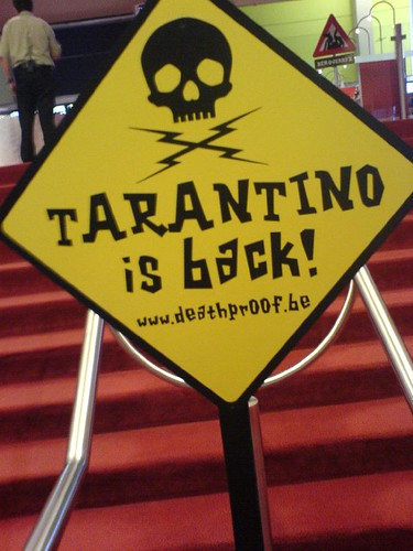 Tarantino is back