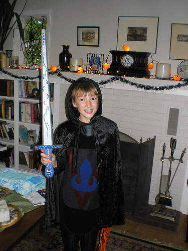 Will as knight, again