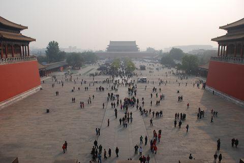 Pekin - Cite Interdite & Tienanmen (69) [480]