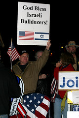 """God Bless Israeli Bulldozers!"""