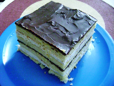 opera cake, SAS November