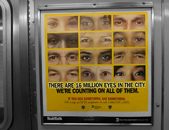 MTA: Off by a Factor of at Least 10^3 (CarbonNYC) Tags: poster ada eyes publictransit d70s transit mta millions wasteofmoney seesomethingsaysomething billions nitpicking carbonnyc 16million largenumbers lowerthefaresstopprintingtheseposters