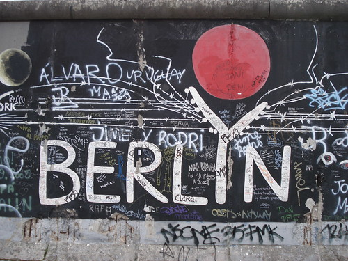 berliner mauer by marco fieber (flickr)