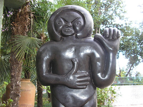 Afrikansk skulptur