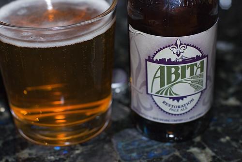 Abita Restoration Ale