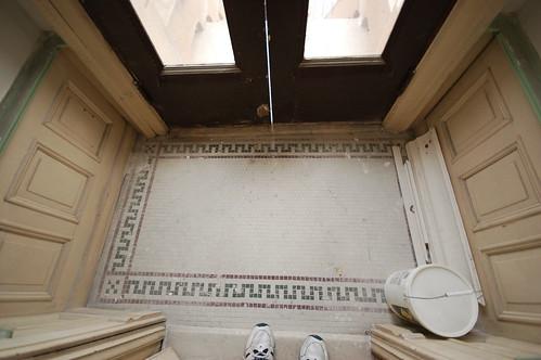 Vestibule Floor