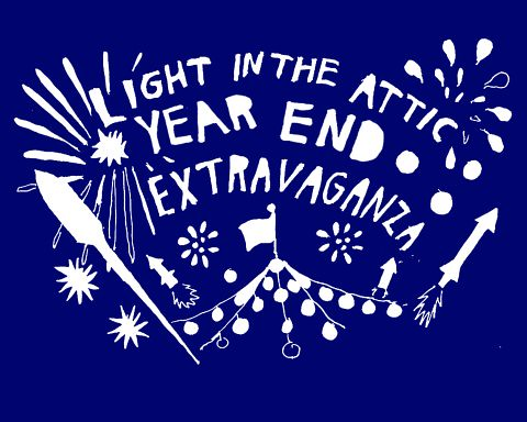 LIGHT IN THE ATTIC YEAR END EXTRAVAGANZA! | Light in the Attic Records