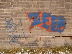 zebo (ExcuseMySarcasm) Tags: urban streetart art graffiti grafiti graf detroit graffito graffitis zebo