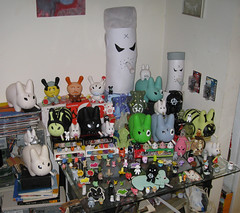 kozik gallore (pic take two) (mikaplexus) Tags: favorite toy toys signature limited rare limitededition kozik signed 8inch ireallylike limed signedbyartist