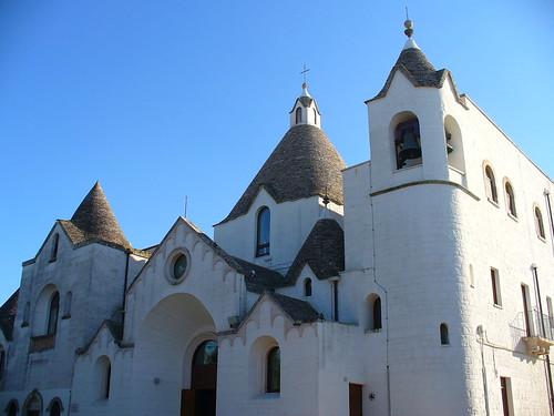 Eglise à Alberobello