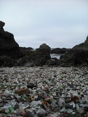 Glass Beach View