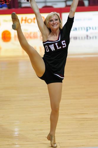 great cheerleader high kick