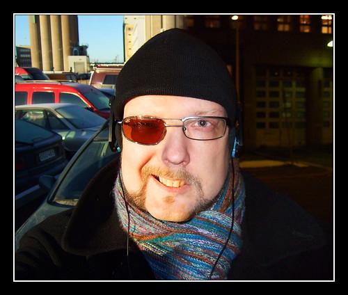 365: #322, Morning-Henri, Evening-Henri