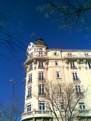 madrid: le ritz en face du prado