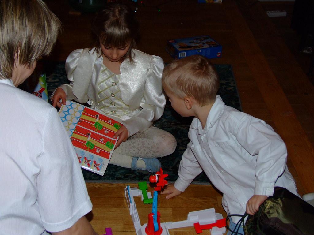 Customization Access Denied Tags Christmas Xmas Family Olga Boardgame Ewa Iga Witek