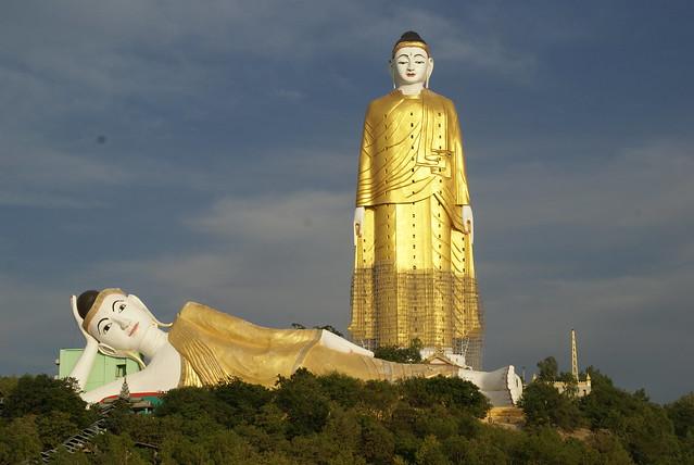Monywa Buddhas