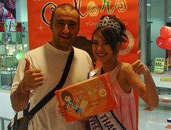Me and Miss Teen Thailand 2007