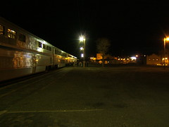Southwest Chief at Raton (LHOON) Tags: railroad usa newmexico station train raton railway amtrak nm southwestchief