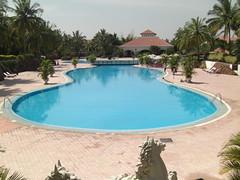 The Golden palms Resort (Swami Stream) Tags: india closeup palms golden bangalore resort casio banaglore bengaluru karnatka offiste swamistream swamistreamcom