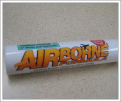 Airborne has settled a 23 million dollar lawsuit alleging false advertisment. by whatsthediffblog, on Flickr