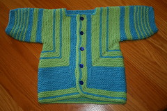 Baby Surprise Jacket 3