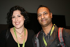 SXSW BlogHaus : Kara Soluri & Shashi Bellamkonda